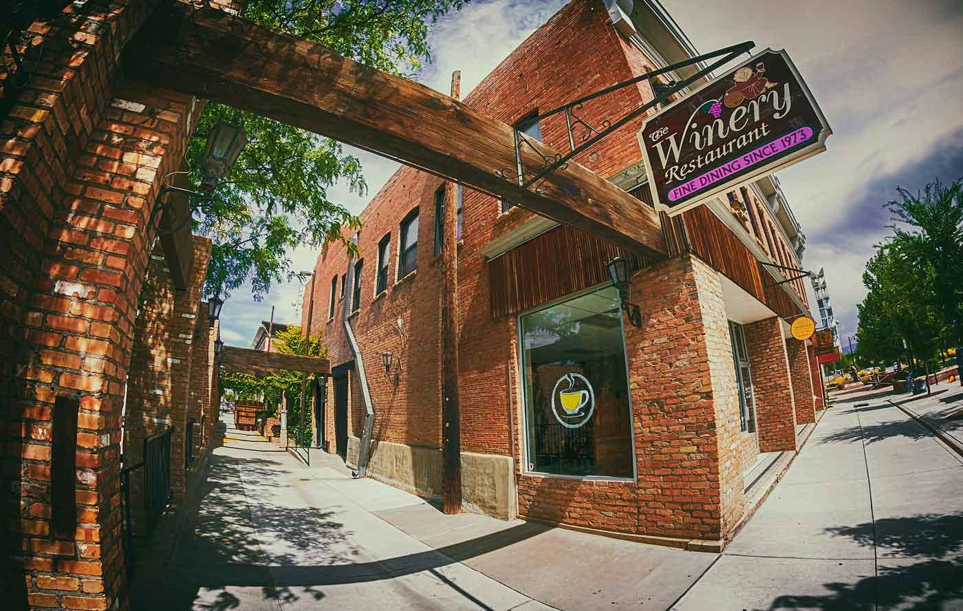 Winery Restaurant Grand Junction